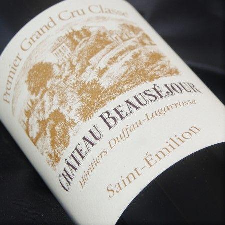 Château Beausejour Duffau 2005