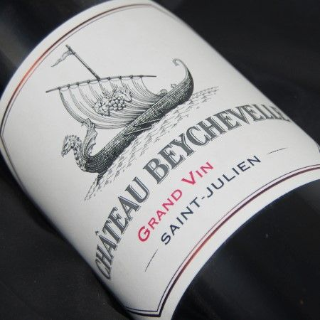 Château Beychevelle 1974