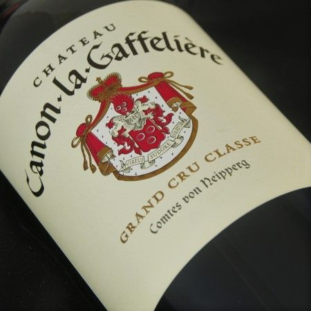 Château Canon la Gaffeliere 1995