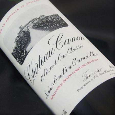 Château Canon 1929