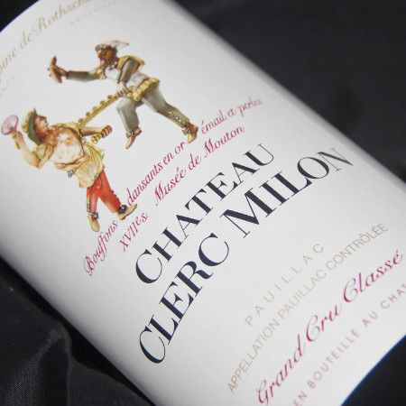 Château Clerc Milon 2005