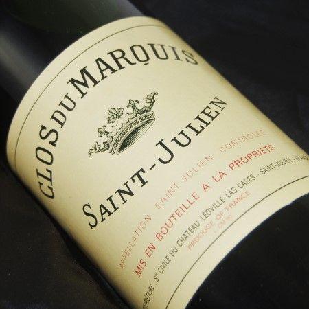 Château Clos du Marquis 1989