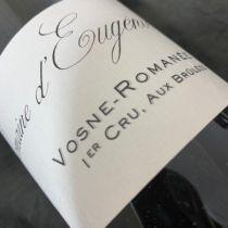 Domain of Eugénie Vosne Romanee Aux Brulees 2018