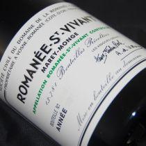 Domain Romanee Conti Romanee Saint Vivant Grand Cru 1996 Bottle (75cl)