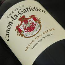 Château Canon la Gaffeliere 1990