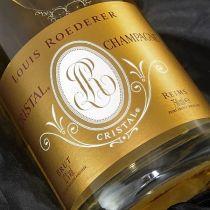 Champagne Cristal Brut 1974 Magnum SD