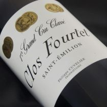 Château Clos Fourtet 1999