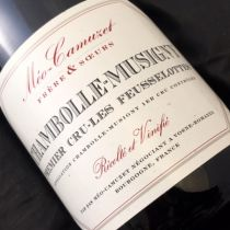 Domain Meo Camuzet Chambolle Musigny Les Feusselottes 2018