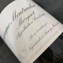Maison Leroy Chassagne Montrachet Morgeot 2012