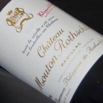 Château Mouton Rothschild 2001 Magnum