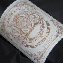 Château Pichon Baron 1989 ELA