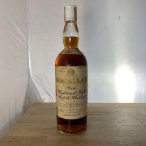 Whisky Macallan Pure Highland Malt 1952 Bottle-70 cl