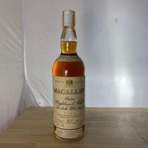 Whisky Macallan Pure Highland Malt 1956 Bottle-70 cl