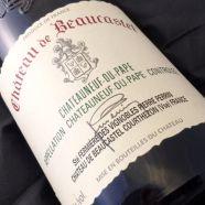 Beaucastel Chateauneuf du Pape Blanc 2013