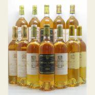 Bordeaux Assortiment Caisse Prestige Sauternes Millésima 2002
