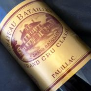 Château Batailley 1986