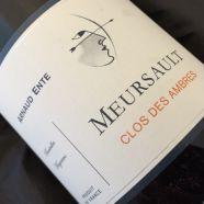 Arnaud Ente Meursault Clos des Ambres 2011