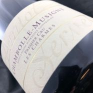 Domaine Amiot Servelle Chambolle Musigny Charmes 2016