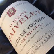 Domaine Faiveley Clos Vougeot 1998