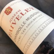 Domaine Faiveley Chambolle Musigny Les Amoureuses 2014