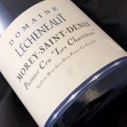 Domaine Lecheneaut Morey St Denis Les Charrières 2015