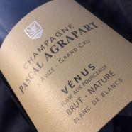 Champagne Agrapart Brut Nature Vénus 2011