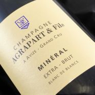 Champagne Agrapart Mineral 2011