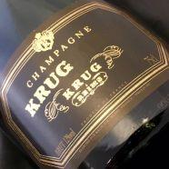 Champagne Krug Brut Vintage 2002