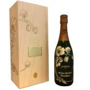 Champagne Perrier Jouet La Belle Epoque Coffret 1985