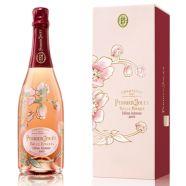 Champagne Perrier Jouet La Belle Epoque Rose Edition Automne Coffret 2005