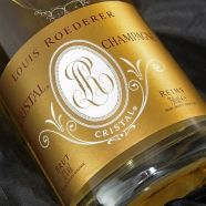 Champagne Cristal Brut 1978