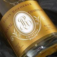 Champagne Cristal Brut 1976