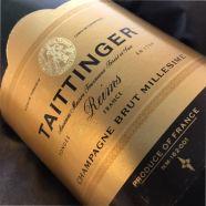 Champagne Taittinger Millésimé Brut 2012