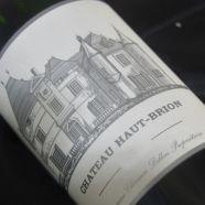 Château Haut Brion Blanc 1976