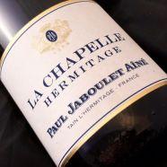 Jaboulet La Chapelle rouge 1982 ELA