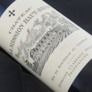 Château La Mission Haut Brion 1922 SD MS