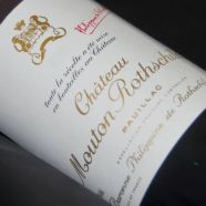 Château Mouton Rothschild 1943 HE