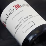 Domain Georges Roumier Chambolle Musigny 2012