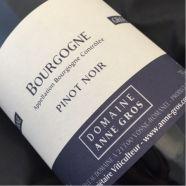 Domain Anne Gros Bourgogne Rouge Pinot Noir 2018