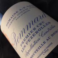 Domain AF Gros Pommard Les Pezerolles 2011
