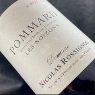 Domain Nicolas Rossignol Pommard Les Noizons 2015