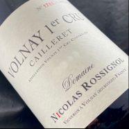 Domaine Nicolas Rossignol Volnay Cailleret 2015
