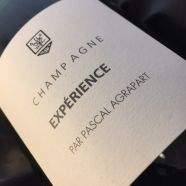 Champagne Agrapart Brut Nature Experience 2014