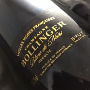 Champagne Bollinger Vieilles Vignes Francaises 2000