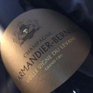 Champagne Larmandier Vieilles Vignes de Levant 2010