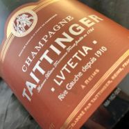 Champagne Taittinger Cuvee Lutetia