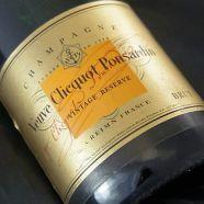 Champagne Veuve Clicquot Vintage Reserve 1990