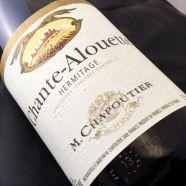 Chapoutier Chante Alouette Blanc 1990