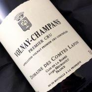 Domain Comtes Lafon Volnay Champans 2008
