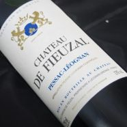 Château Fieuzal Blanc 2001